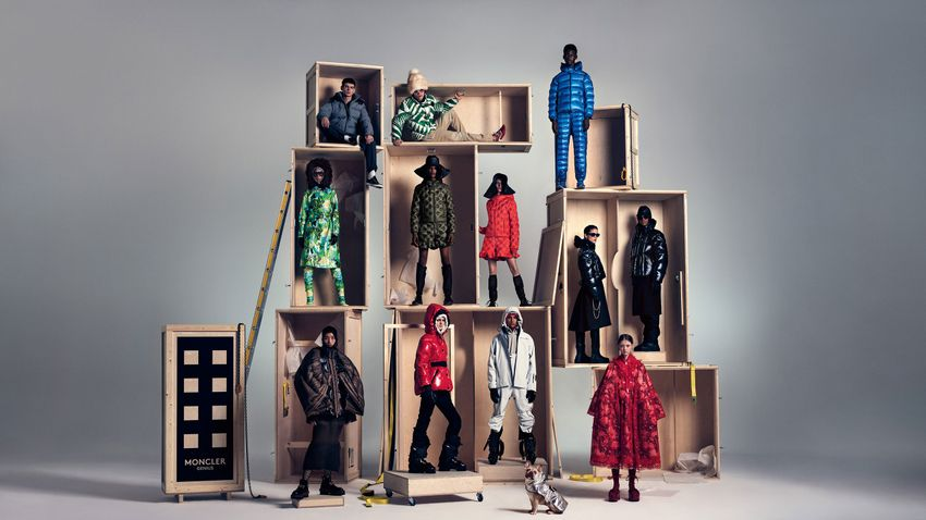 Here's Why Moncler Genius Is The Most-Hyped Collection In Fashion